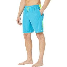 ナイキ Nike メンズ 海パン 水着・ビーチウェア【9' Contend Volley Shorts】Laser Blue