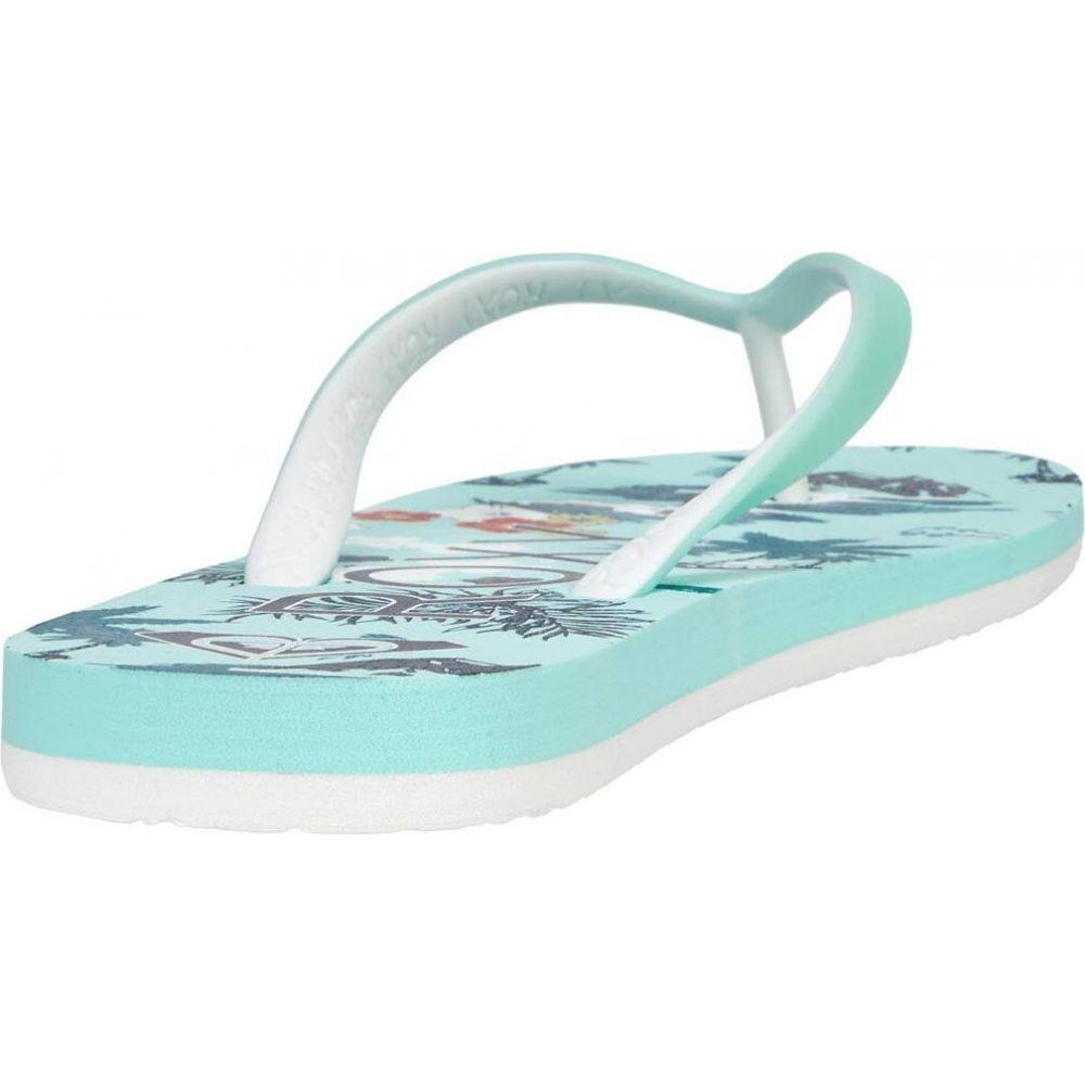 ロキシーRoxyレディースビーチサンダルシューズ・靴【TahitiVII】Aqua