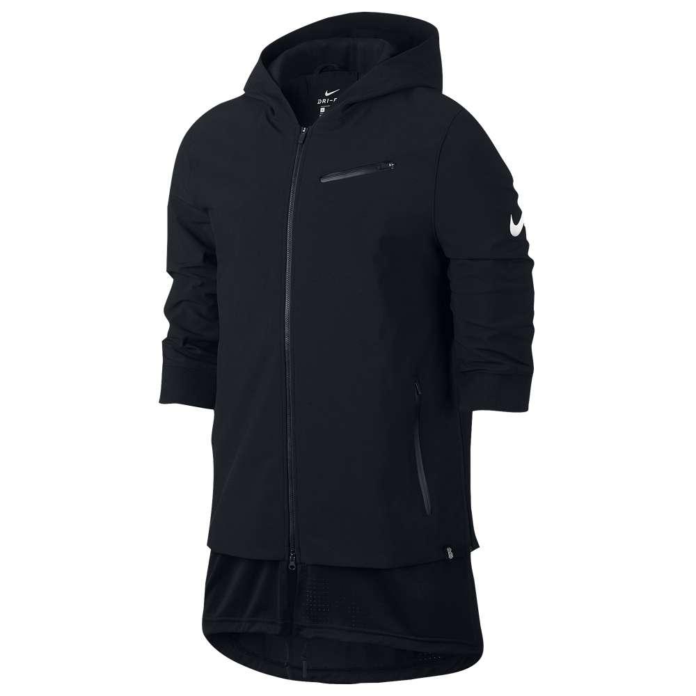 ナイキ メンズ アウター ジャージ【Nike Kyrie MVP Jacket】Black/White:フェルマート