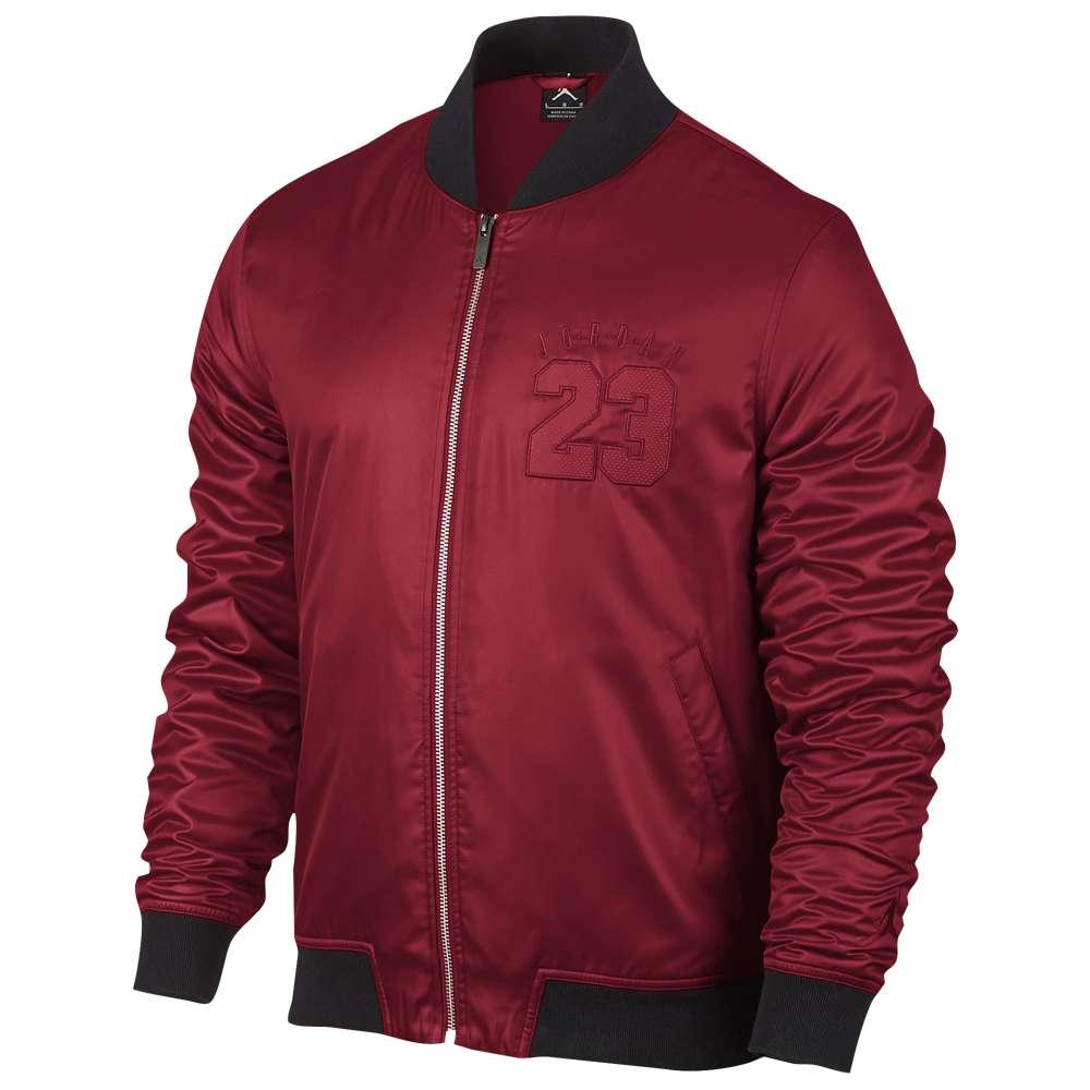 ナイキ ジョーダン メンズ アウター ブルゾン【Jordan Retro 6 Bomber Jacket】Gym Red:フェルマート