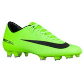 ナイキ メンズ サッカー シューズ・靴【Nike Mercurial Victory VI FG】Electric Green/Black/Flash Lime/White