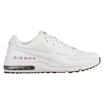 ナイキ メンズ シューズ・靴 スニーカー【Nike Air Max LTD】Summit White/Summit White/Trooper/Black