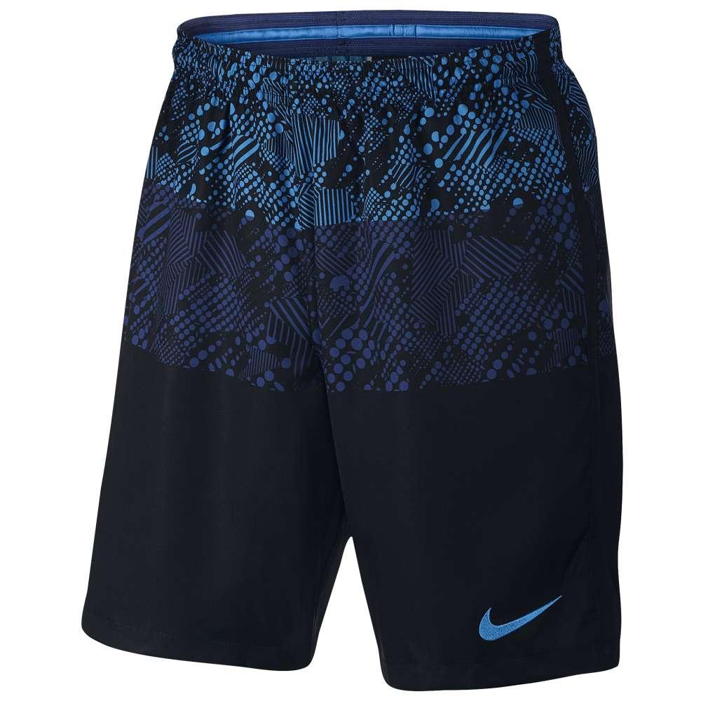ナイキ メンズ サッカー ボトムス・パンツ【Nike Squad Dry Graphic Shorts】Deep Royal Blue/Black/Photo Blue