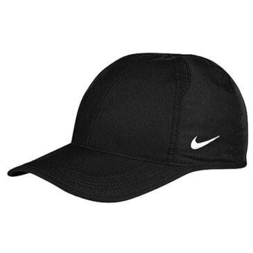 ナイキ メンズ 帽子 キャップ【Nike Team Featherlight Cap】Black