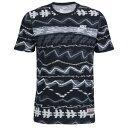 ナイキ メンズ トップス Tシャツ【Nike S+ Ugly Sweater T-Shirt】Wolf Grey/Cool Grey