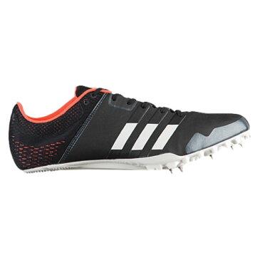 アディダス メンズ 陸上 シューズ・靴【adiZero Prime Finesse】Core Black/Footwear White/Orange