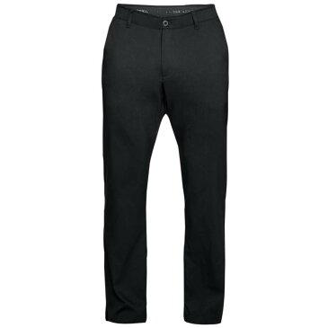 アンダーアーマー メンズ ゴルフ ボトムス・パンツ【Showdown Golf Pants】Black/Steel Medium Heather/Black