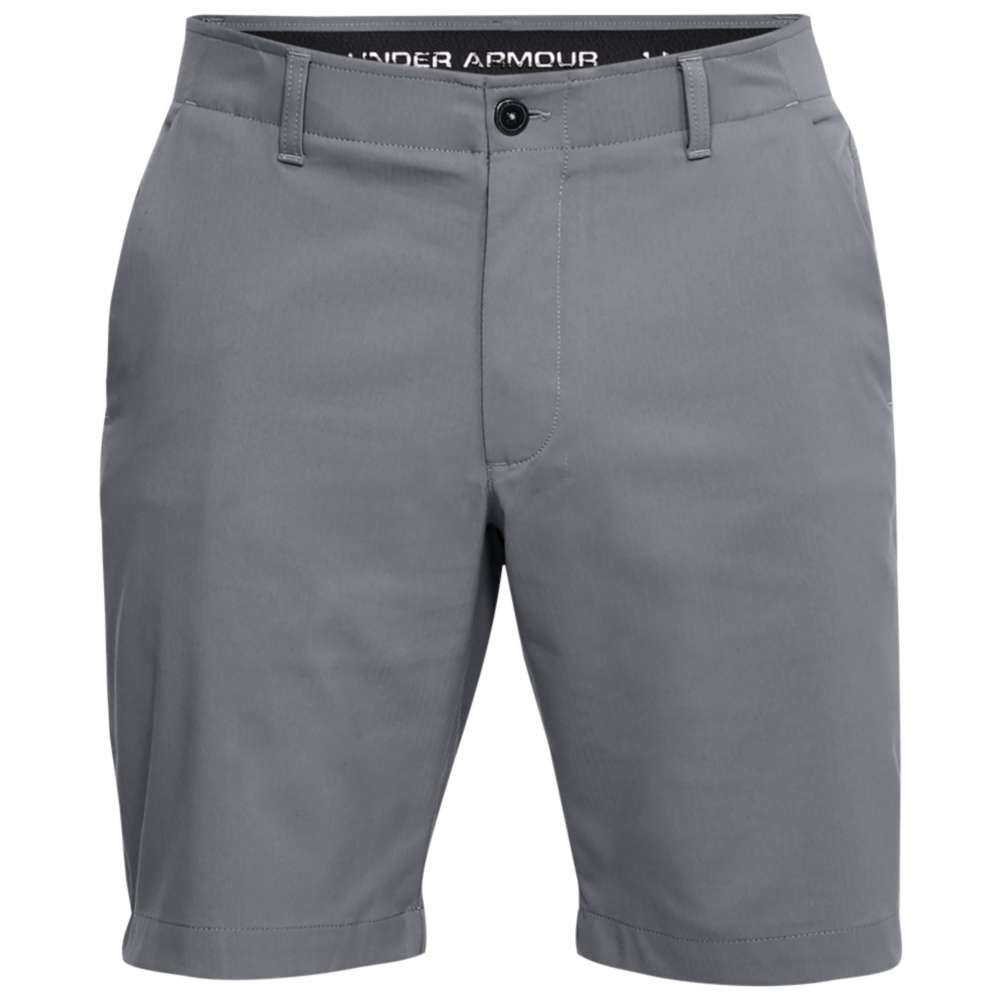 アンダーアーマー メンズ ゴルフ ボトムス・パンツ【Showdown Golf Shorts】Zinc Gray/Steel