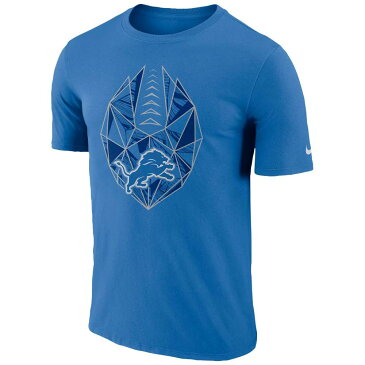 ナイキ メンズ トップス Tシャツ【NFL Dri-FIT Cotton Icon T-Shirt】Battle Blue
