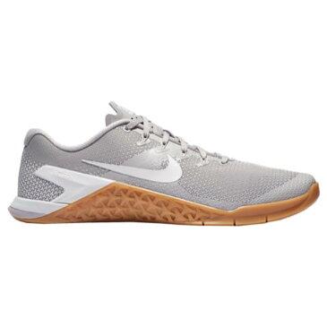 ナイキ メンズ フィットネス・トレーニング シューズ・靴【Metcon 4】Atmosphere Grey/Vast Grey/Gum