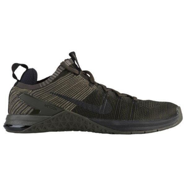ナイキ メンズ フィットネス・トレーニング シューズ・靴【Metcon DSX Flyknit 2】Dark Stucco/Black/Newsprint