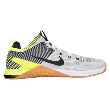 ナイキ メンズ フィットネス・トレーニング シューズ・靴【Metcon DSX Flyknit 2】White/Black/Volt/Gum Medium Brown