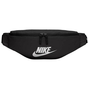 ナイキ Nike ユニセックス バッグ ボディバッグ・ウエストポーチ【Heritage Hip Pack】Black/Black/White