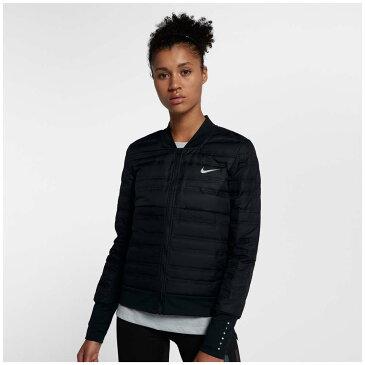 ナイキ Nike レディース ランニング・ウォーキング アウター【Aeroloft Jacket】Black