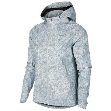 ナイキ Nike レディース ランニング・ウォーキング アウター【Aeroshield Energy Solstice Jacket】Cool Grey/Cool Grey