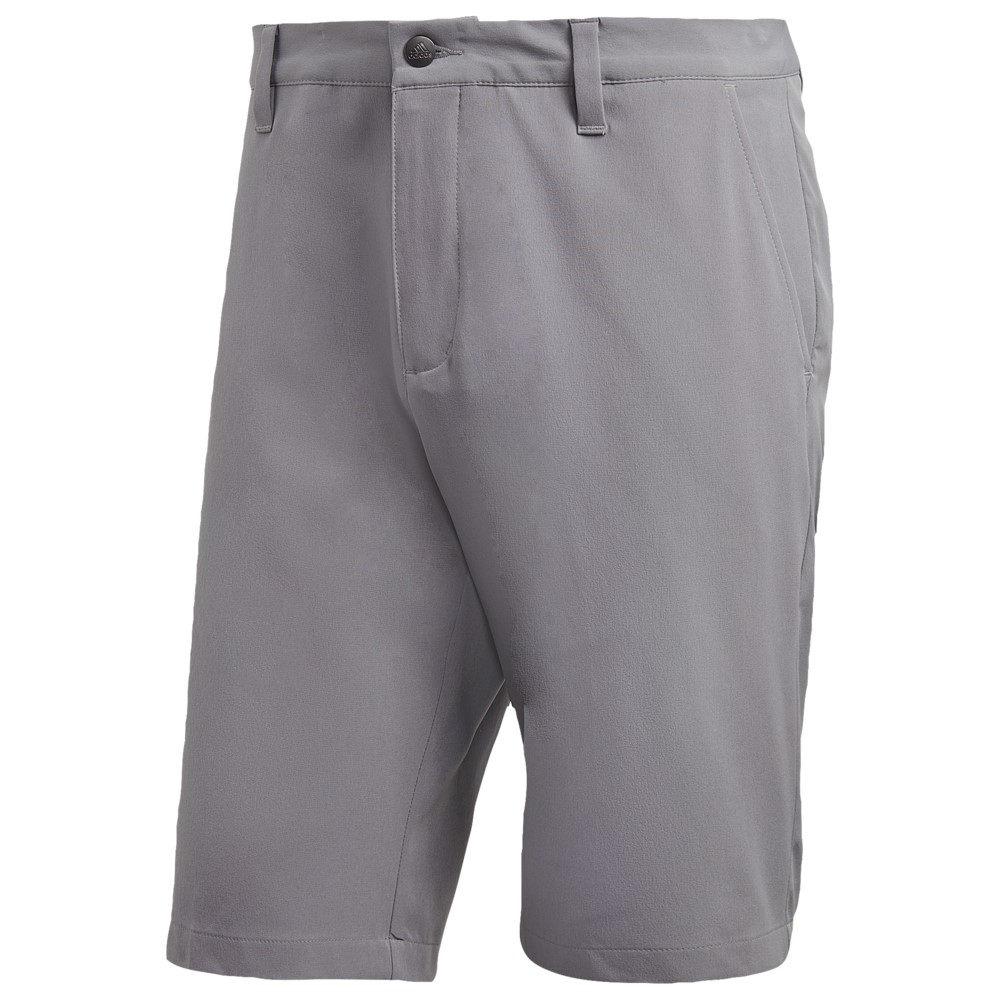 アディダス adidas メンズ ゴルフ ボトムス・パンツ【Ultimate Golf Shorts】Grey Three