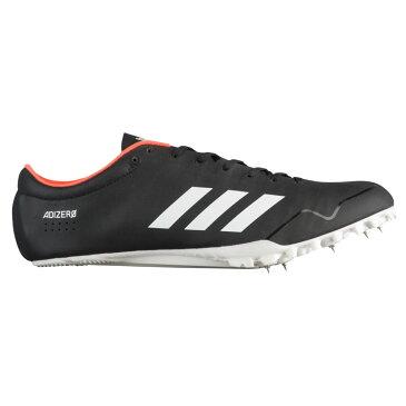 アディダス adidas メンズ 陸上 シューズ・靴【adiZero Prime SP】Core Black/Footwear White/Orange