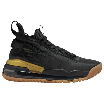 ナイキ ジョーダン Jordan メンズ バスケットボール シューズ・靴【Proto-Max 720】Black/Metallic Gold/Anthracite/Gum Light Brown