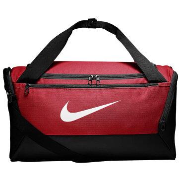 ナイキ Nike ユニセックス ボストンバッグ・ダッフルバッグ バッグ【Brasilia Small Duffel】University Red