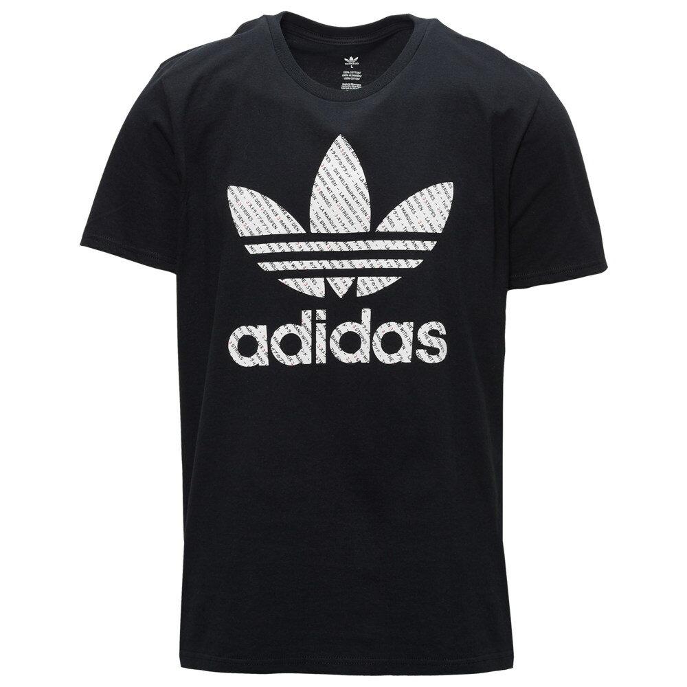 トップス, Tシャツ・カットソー  adidas T Originals Berlin Tokyo T-ShirtBlackWhite