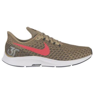 ナイキ Nike メンズ ランニング・ウォーキング エアズーム シューズ・靴【Air Zoom Pegasus 35】Parachute Beige/Red Orbit/Black/White