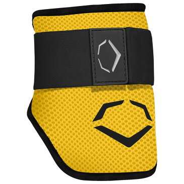エボシールド Evoshield メンズ 野球 エルボーガード プロテクター【SRZ-1 Batter's Elbow Guard】Yellow