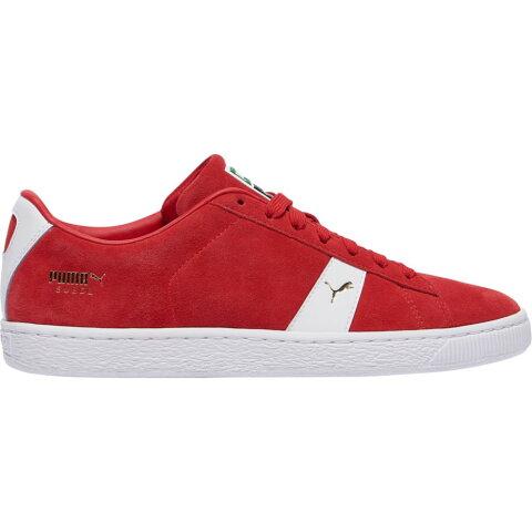 プーマ PUMA メンズ バスケットボール シューズ・靴【Suede New Classic】Red/White