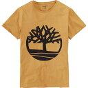 ティンバーランド Timberland メンズ Tシャツ トップス【basic tree t-shirt】Wheat/Black