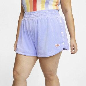 ナイキ Nike レディース ショートパンツ 大きいサイズ ボトムス・パンツ【plus size retro femme shorts】Light Thistle