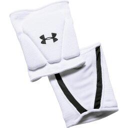 アンダーアーマー Under Armour レディース バレーボール ニーパッド シューズ・靴【Strive 2.0 Volleyball Kneepad】White/Black