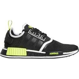 アディダス adidas Originals メンズ ランニング・ウォーキング シューズ・靴【NMD R1】Black/Yellow/White
