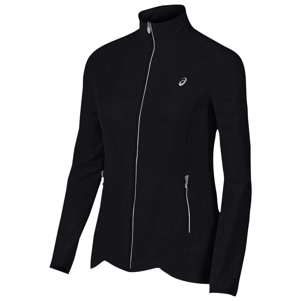 アシックス レディース ランニング・ウォーキング ウェア アウター【ASICS Packable Jacket】Performance Black