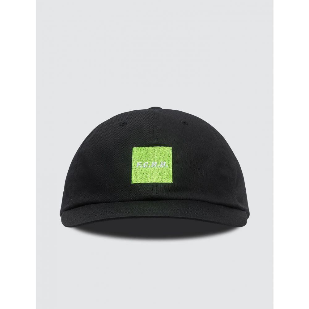 メンズ帽子, キャップ  F.C. Real Bristol Square F.C.R.B. CapBlack