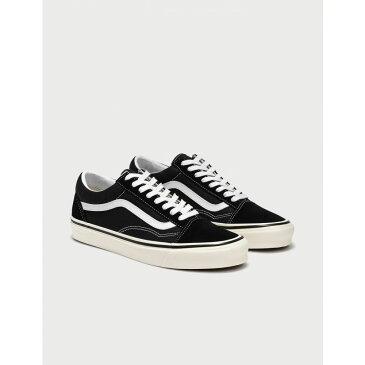 ヴァンズ Vans レディース スニーカー シューズ・靴【Old Skool 36 DX】Black