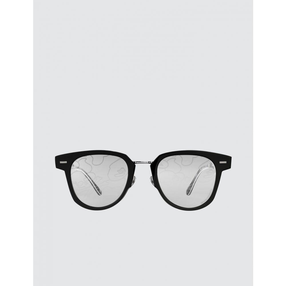 眼鏡・サングラス, サングラス  Mastermind Japan bape x sunglasses bmj002 (volume 2.0)BlackSilver