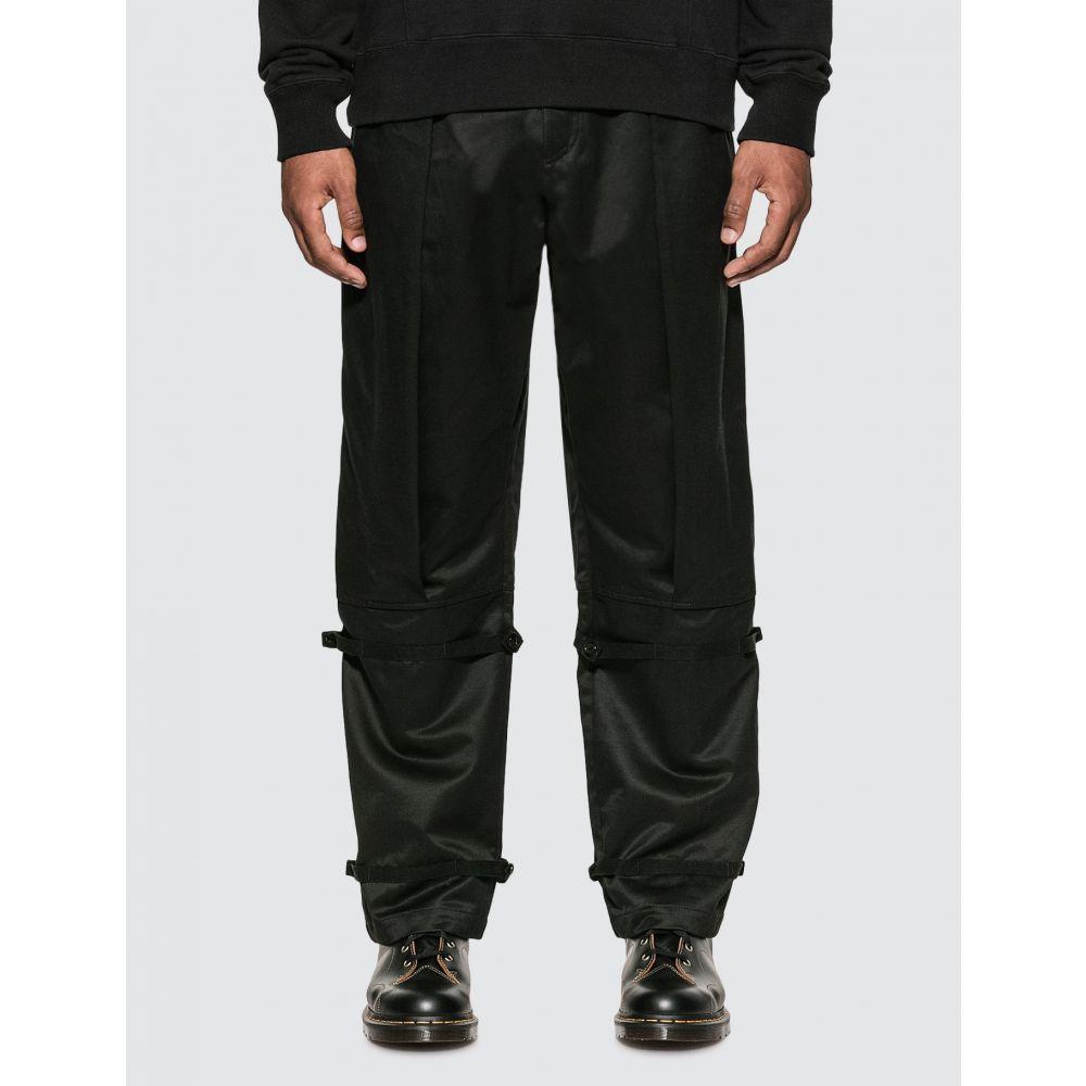 メンズファッション, ズボン・パンツ  Undercover nylon trousersBlack