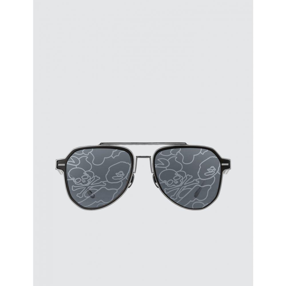 眼鏡・サングラス, サングラス  Mastermind Japan BAPE x Sunglasses BMJ005 (Volume 2.0)BlackSilver