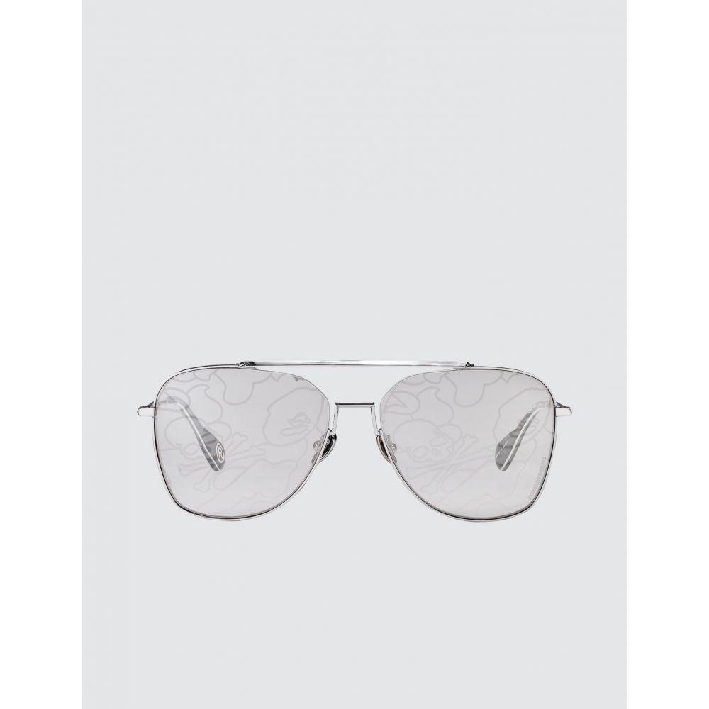 眼鏡・サングラス, サングラス  Mastermind Japan BAPE x Glasses BMJ001 (Volume 2.0)Silver