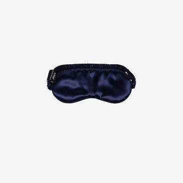 スリップ シルク Slip Silk レディース 雑貨 アイマスク【blue sleep mask】blue