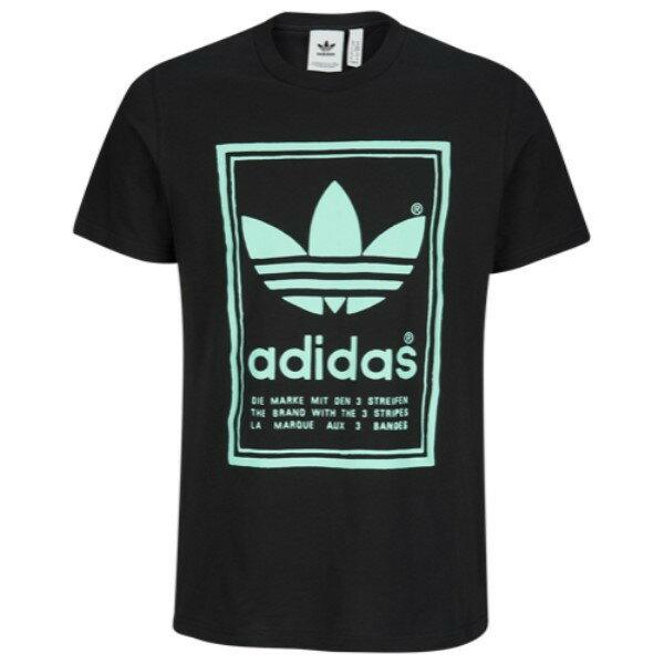 トップス, Tシャツ・カットソー  Adidas TVintage SS T-ShirtBlack