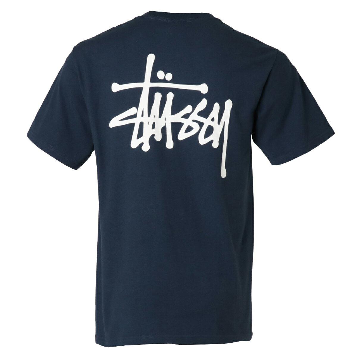 トップス, Tシャツ・カットソー  Stussy TBasic Stussy TeeNAVY