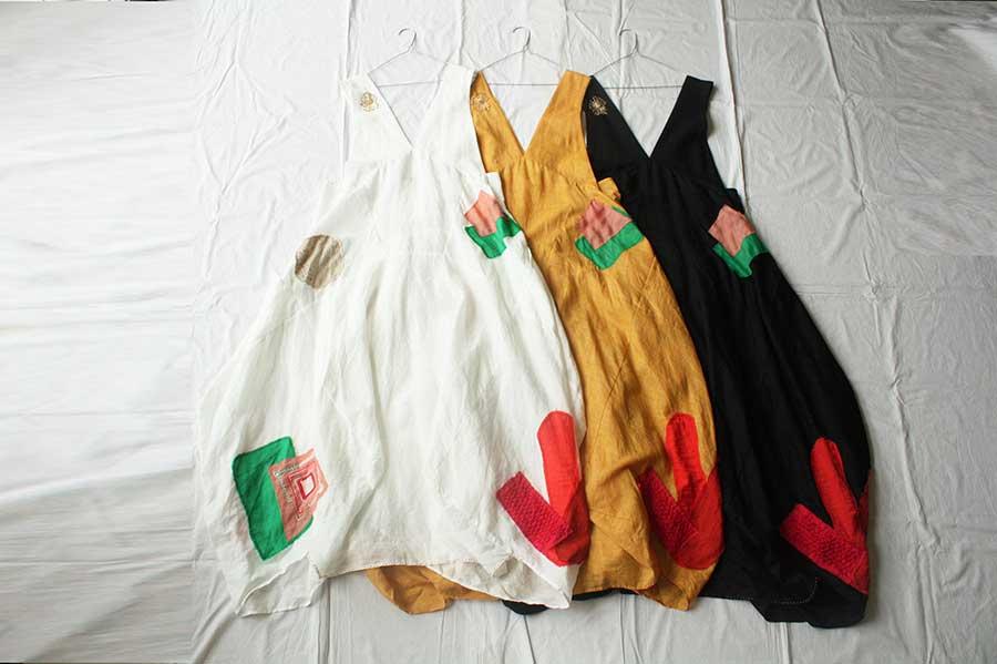レディースファッション, ワンピース  kapital