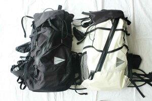 3a12c0954ebd □【送料無料】and wander アンドワンダー 40L backpack 国際 通信 販売 ...