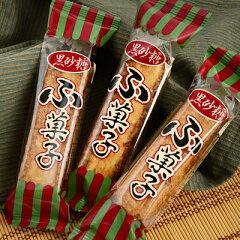 ◆¥600(税前) 少し長めの黒砂糖ふ菓子 30本パック◆[駄菓子]{麩菓子 ふがし[13/1101]}