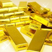 ゴールド チョコレート くじ引き ホワイト