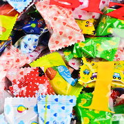ピローミックスキャンディー キャンデー キャンディー キャンディ イベント パーティ ホワイト くじ引き