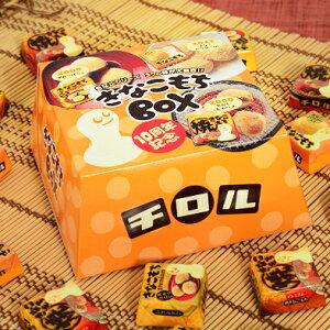 ★大人気!チロルチョコ★¥504 チロルチョコ ビッグチロル きなこもちBOX (18粒入) 【駄菓子...
