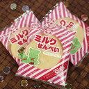 ミルクせんべい 20×30入 {子供会 景品 お祭り 縁日}{駄菓子 問屋}の商品画像
