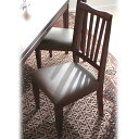 【トラディショナルダイニングチェアー】イス木製いす椅子パーソナルチェアーリビングクラシカ...