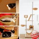 【つっぱり式キャットタワー】【キャットタワー】猫タワーねこタワーねこちゃんタワーネコさん...